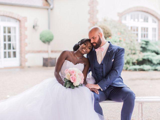 Le mariage de Jérémy et Béatrice à Crisenoy, Seine-et-Marne 1