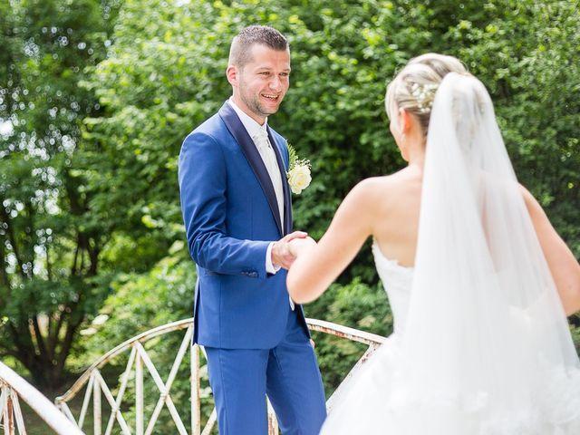 Le mariage de Sylvain et Morgane à Voiron, Isère 9