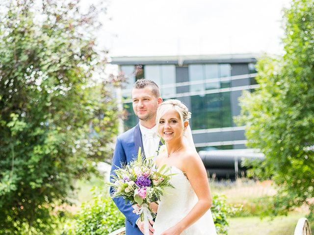 Le mariage de Sylvain et Morgane à Voiron, Isère 10