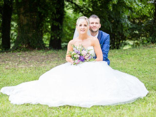 Le mariage de Sylvain et Morgane à Voiron, Isère 11