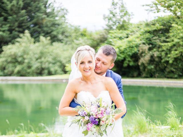 Le mariage de Sylvain et Morgane à Voiron, Isère 12