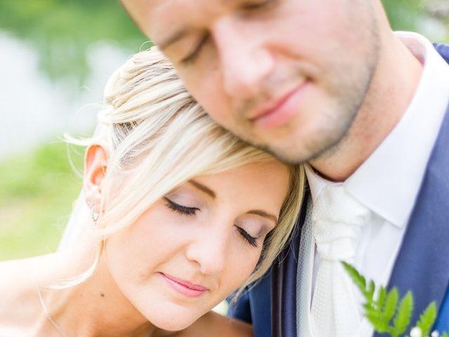 Le mariage de Sylvain et Morgane à Voiron, Isère 13