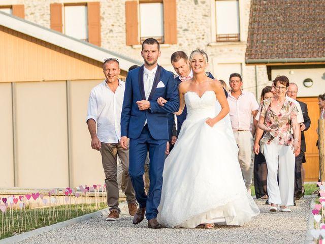 Le mariage de Sylvain et Morgane à Voiron, Isère 20