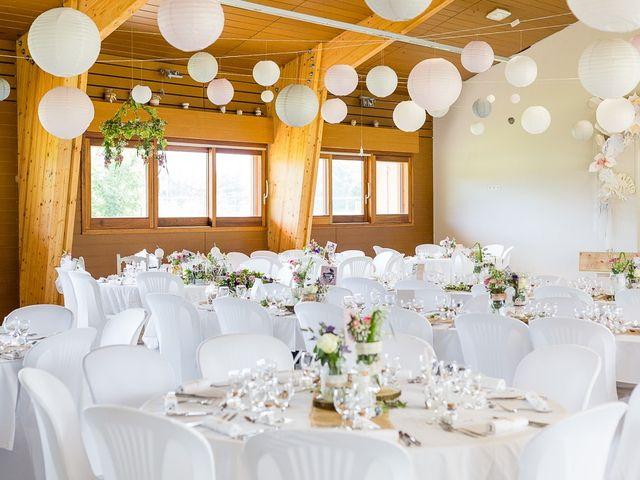 Le mariage de Sylvain et Morgane à Voiron, Isère 25