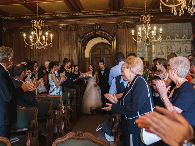Le mariage de Cyril et Juliette à Paris, Paris 18