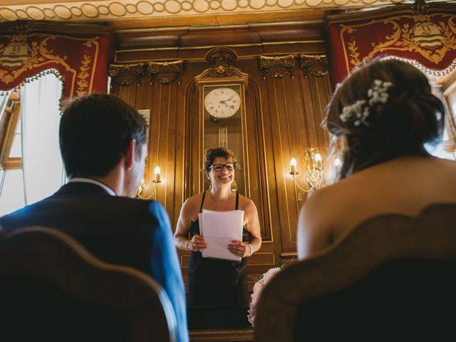 Le mariage de Cyril et Juliette à Paris, Paris 19