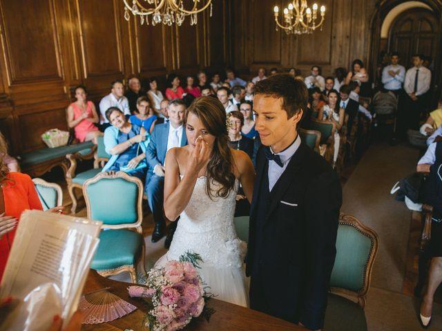 Le mariage de Cyril et Juliette à Paris, Paris 20