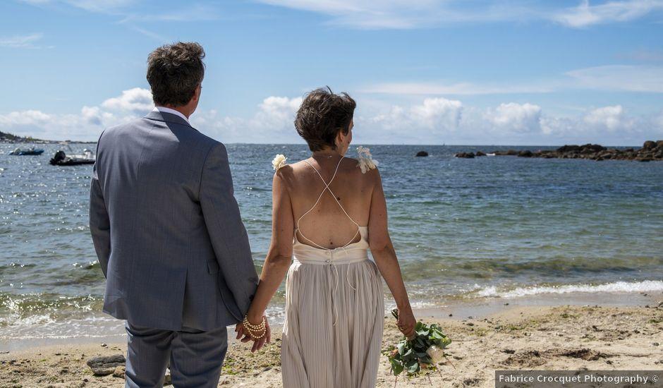 Le mariage de Céline et Yvan à Concarneau, Finistère