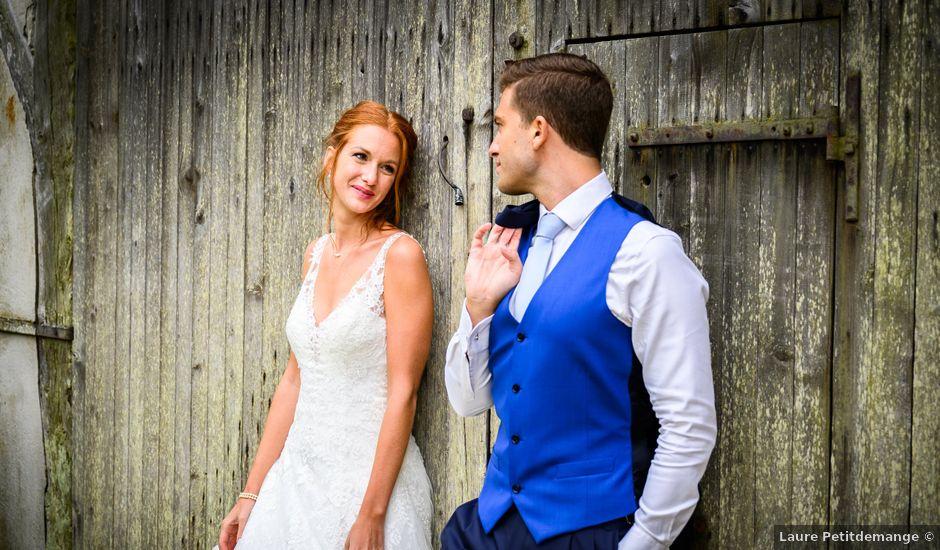 Le mariage de Kristo et Laura à Longnes, Yvelines