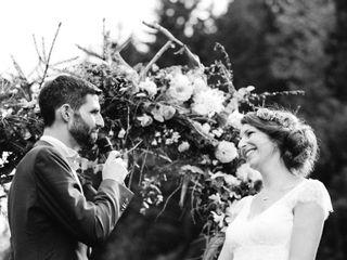 Le mariage de Carine et Antoine