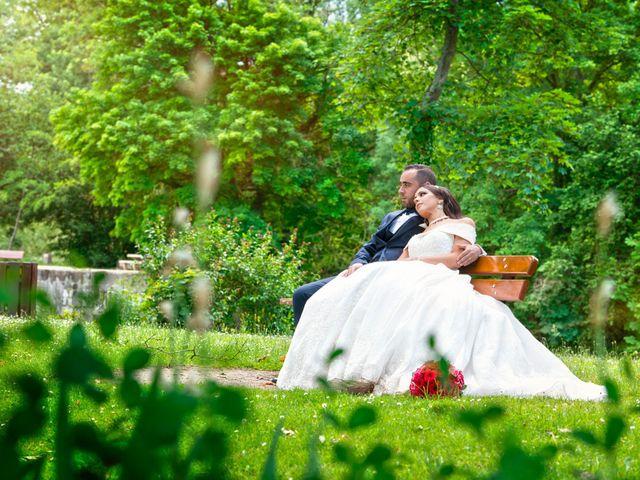 Le mariage de Kamilia et Nabil