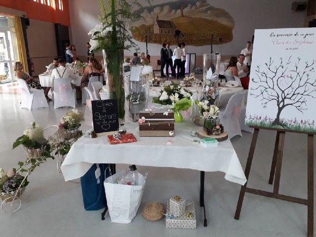 Le mariage de Stéphane et Clara à Ergersheim, Bas Rhin 7