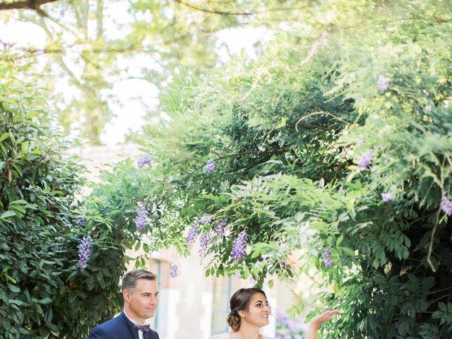 Le mariage de Ghislain et Laeticia à La Mothe-Achard, Vendée 1