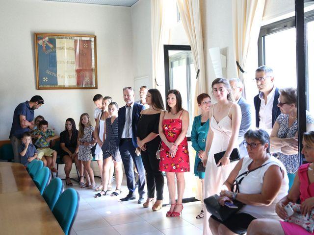 Le mariage de Ghislain et Laeticia à La Mothe-Achard, Vendée 20