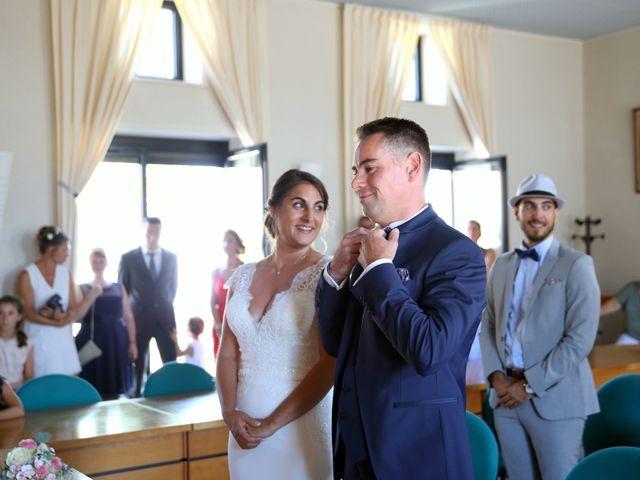 Le mariage de Ghislain et Laeticia à La Mothe-Achard, Vendée 21