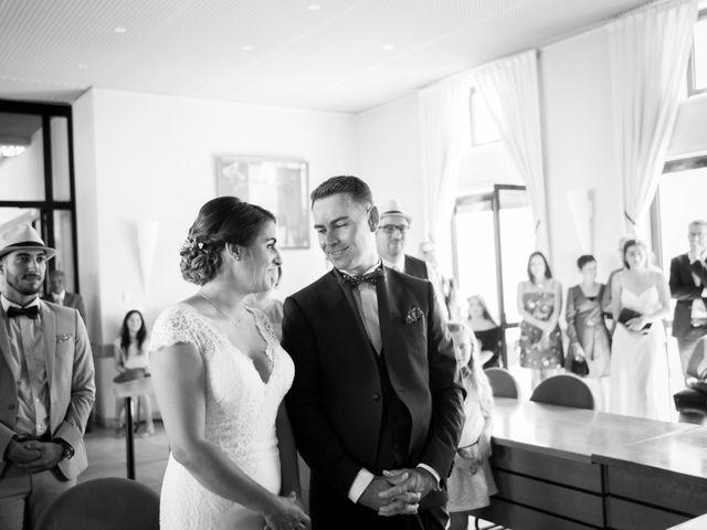 Le mariage de Ghislain et Laeticia à La Mothe-Achard, Vendée 22