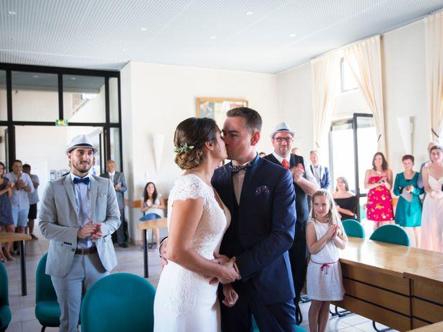 Le mariage de Ghislain et Laeticia à La Mothe-Achard, Vendée 23