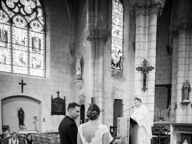 Le mariage de Ghislain et Laeticia à La Mothe-Achard, Vendée 27