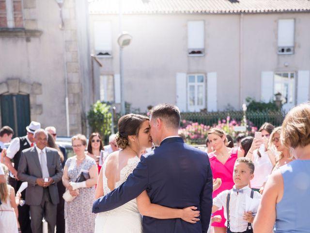 Le mariage de Ghislain et Laeticia à La Mothe-Achard, Vendée 33