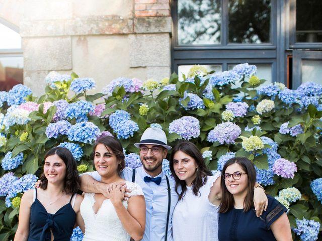 Le mariage de Ghislain et Laeticia à La Mothe-Achard, Vendée 40