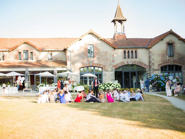 Le mariage de Ghislain et Laeticia à La Mothe-Achard, Vendée 7
