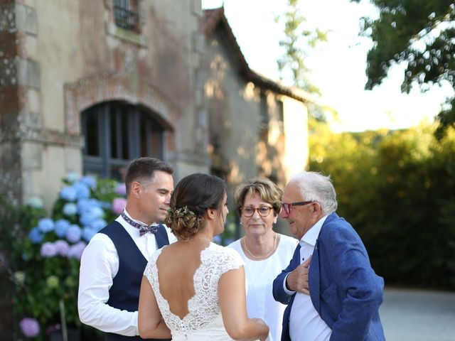 Le mariage de Ghislain et Laeticia à La Mothe-Achard, Vendée 48