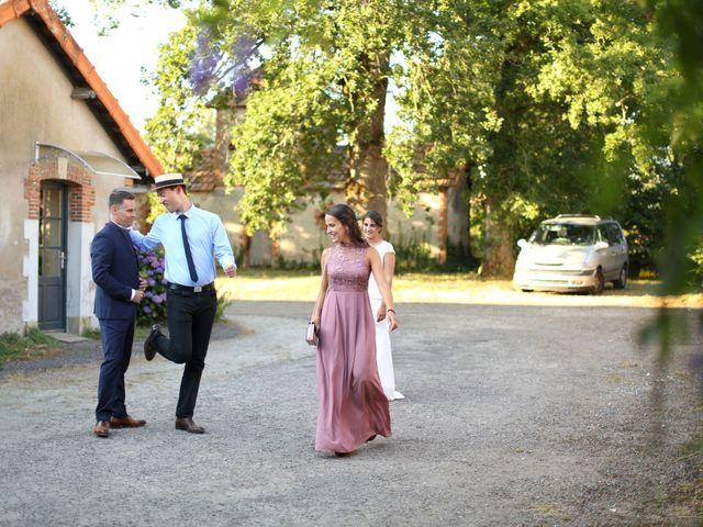 Le mariage de Ghislain et Laeticia à La Mothe-Achard, Vendée 50