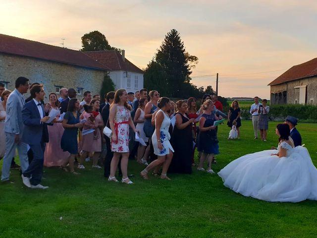 Le mariage de Jérôme et Elodie à Villeparisis, Seine-et-Marne 1