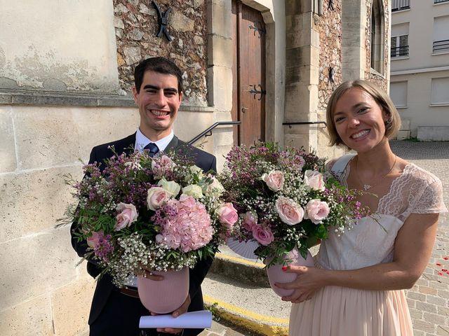 Le mariage de Jérôme et Elodie à Villeparisis, Seine-et-Marne 10