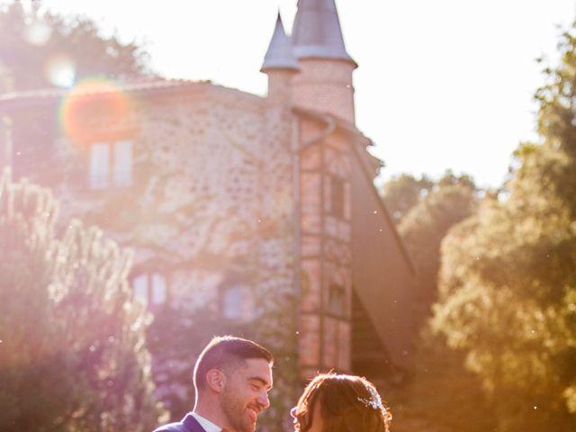 Le mariage de Cyrille et Laura à Romagnat, Puy-de-Dôme 3
