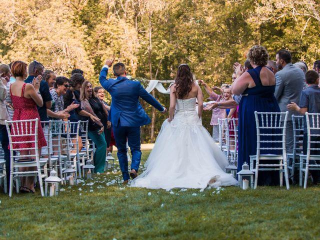 Le mariage de Cyrille et Laura à Romagnat, Puy-de-Dôme 10