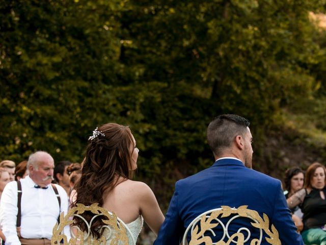 Le mariage de Cyrille et Laura à Romagnat, Puy-de-Dôme 11