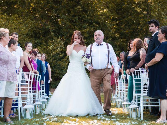 Le mariage de Cyrille et Laura à Romagnat, Puy-de-Dôme 12