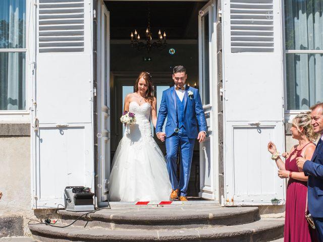 Le mariage de Cyrille et Laura à Romagnat, Puy-de-Dôme 15