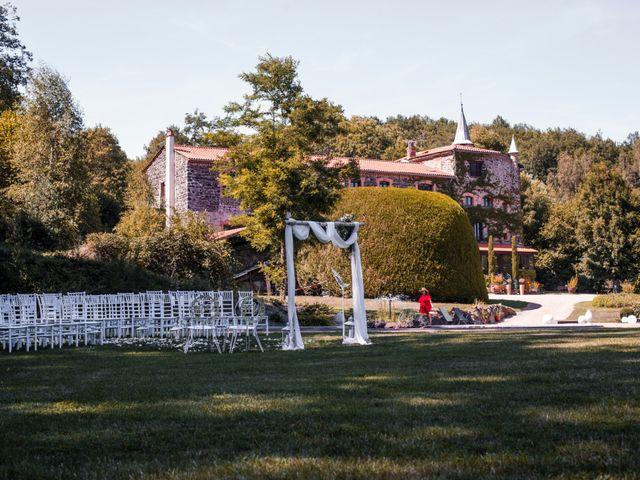 Le mariage de Cyrille et Laura à Romagnat, Puy-de-Dôme 20