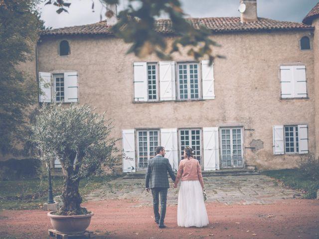 Le mariage de Rémi et Emilie à Montbrison, Loire 3