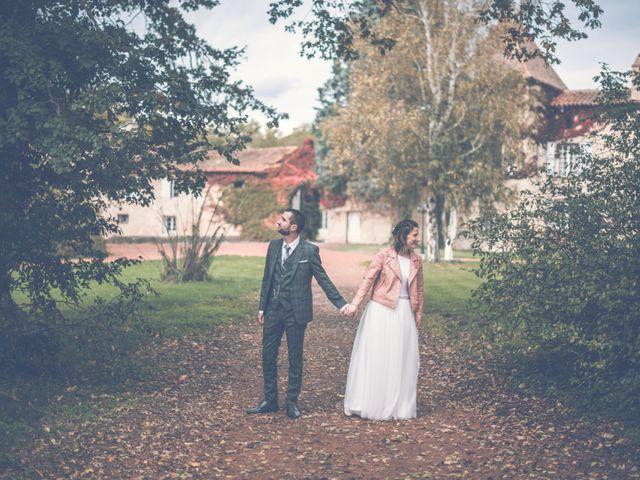 Le mariage de Rémi et Emilie à Montbrison, Loire 5