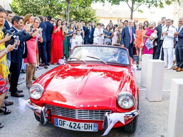 Le mariage de Augustin et Marie à Trets, Bouches-du-Rhône 36