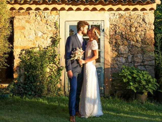 Le mariage de Augustin et Marie à Trets, Bouches-du-Rhône 64