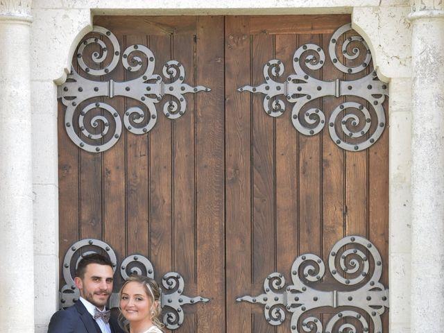 Le mariage de Aurélien et Laura à Casseneuil, Lot-et-Garonne 44