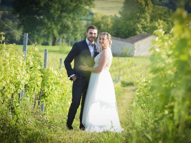 Le mariage de Aurélien et Laura à Casseneuil, Lot-et-Garonne 50