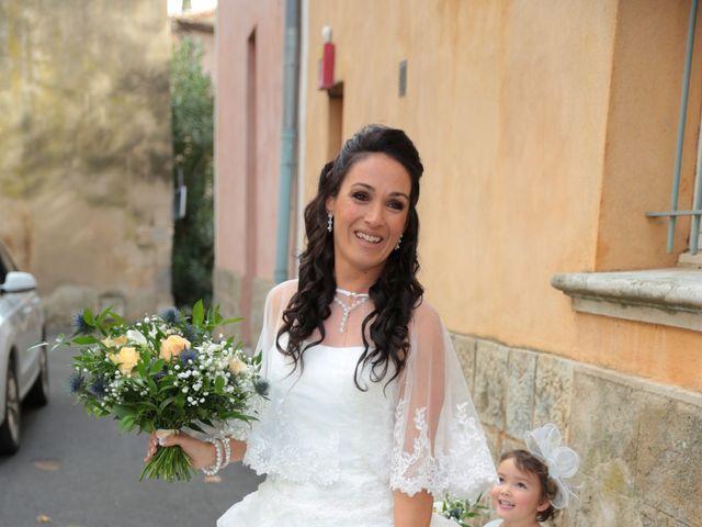 Le mariage de Antony et Nathalie à Garéoult, Var 10