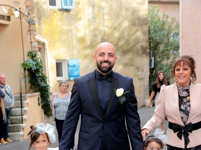 Le mariage de Antony et Nathalie à Garéoult, Var 12