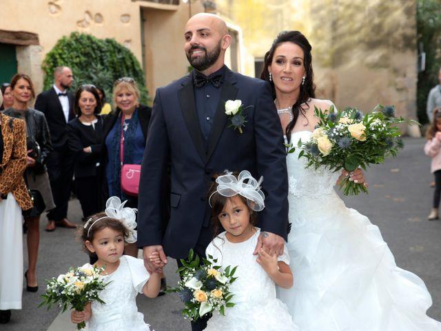 Le mariage de Antony et Nathalie à Garéoult, Var 13