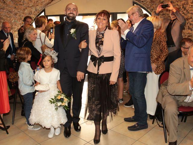 Le mariage de Antony et Nathalie à Garéoult, Var 15