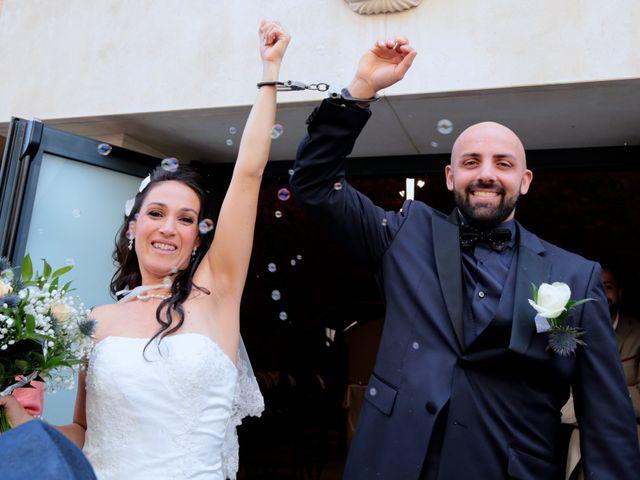 Le mariage de Antony et Nathalie à Garéoult, Var 27