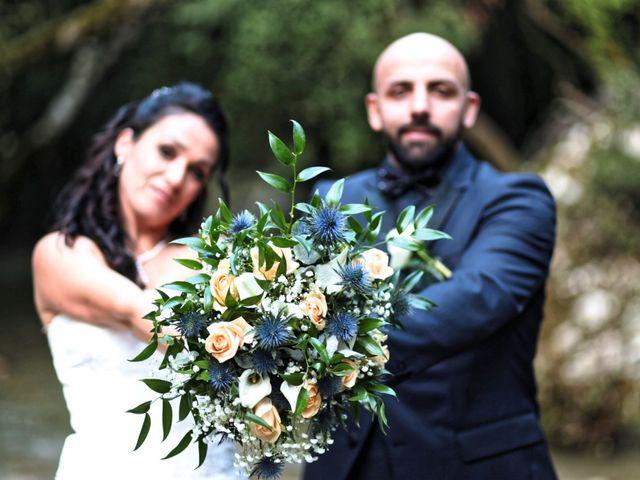 Le mariage de Antony et Nathalie à Garéoult, Var 34