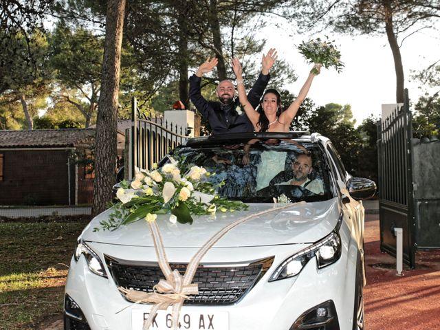 Le mariage de Antony et Nathalie à Garéoult, Var 37