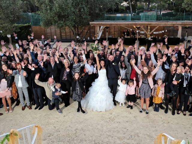 Le mariage de Antony et Nathalie à Garéoult, Var 40