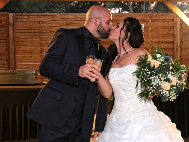 Le mariage de Antony et Nathalie à Garéoult, Var 44